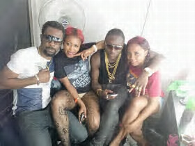 Pics From Ruggedman Ft Terry G 'Push' Video