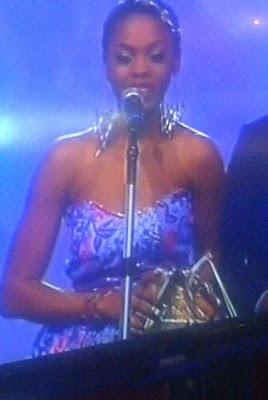 Chidinma Wins Kora Award Best Female Act