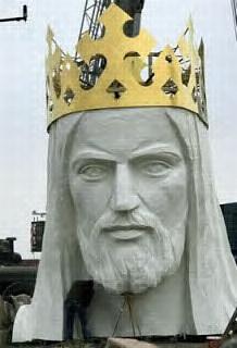 largest jesus statue poland 101