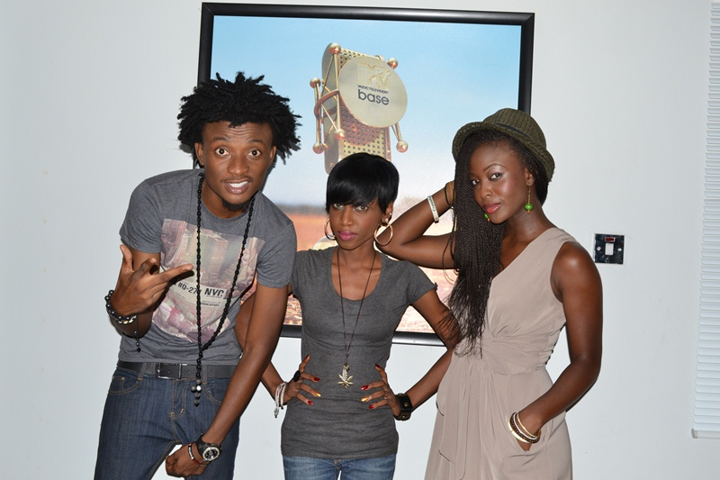 Ehis, Kemi and Ada
