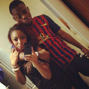 Olamide Shows Off Girlfriend