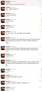 Rapper Freddy E Commits Suicide Just After He Tweets It