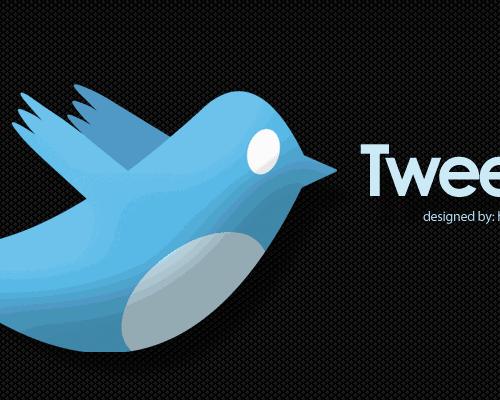 twitter bird wallpaper1